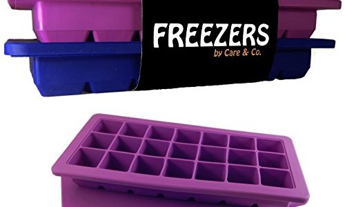 Best Silicone Ice Cube Trays With Lids Kitchen Gear